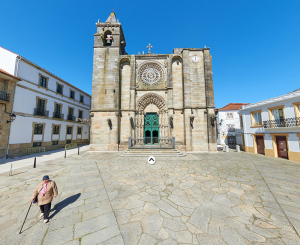 Panorámicas de la Iglesia de San Martin de Noia